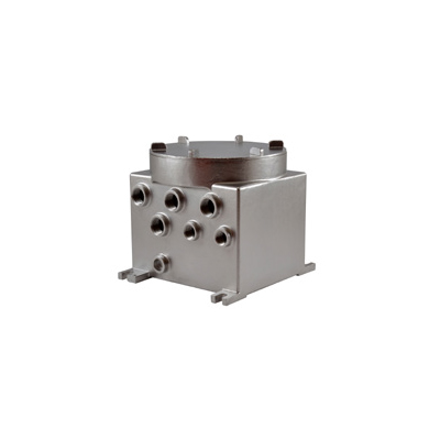 Avigilon AVGEX-MBX1MAA AISI 316L Stainless Steel Housing, 230 VAC Input