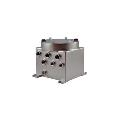 Avigilon AVGEX-MBX3MAA AISI 316L Stainless Steel Housing, 120 VAC Input
