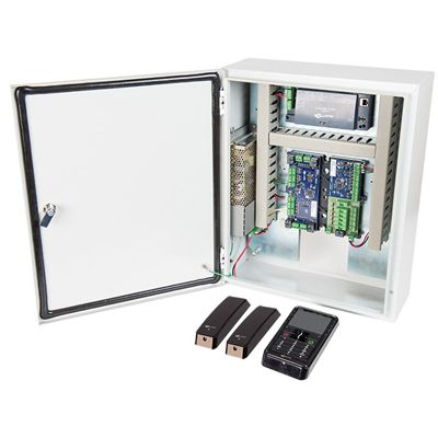 Gallagher Starter Kit Access Control And Intruder Alarm System