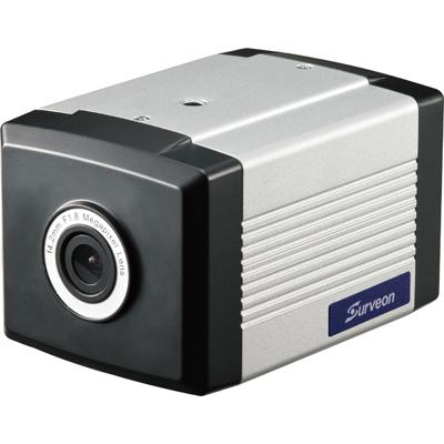 Surveon CAM1300 2 Megapixel H.264 Compact Network Camera
