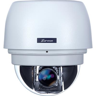 Surveon CAM6181 36x Day/night Speed Dome Network Camera