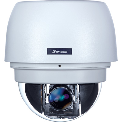 Surveon CAM6351 Full HD Day/night Speed Dome Network Camera With 20x Zoom