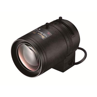 Tamron M13VG550IR Vari-Focal Lens Supporting Mega-Pixel Resolution And NIR (Near-IR) Bandwidth For Security / Surveillance Use