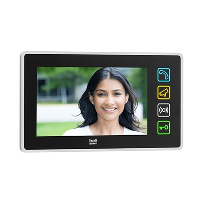 """Bell Systems TB-B 7"""" Color Monitor"""