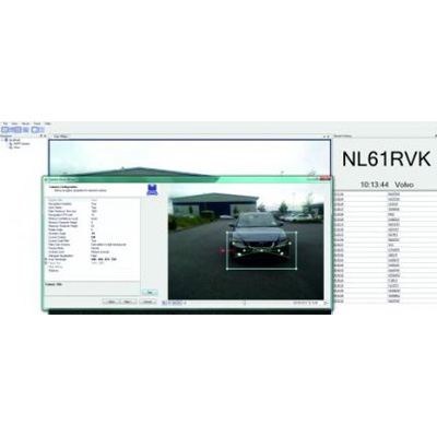 TDSi VUgarde2 ANPR Automatic Number Plate Recognition Application