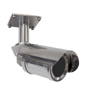 Tecnovideo 101C-L CCTV Camera Housing With Ceiling Bracket