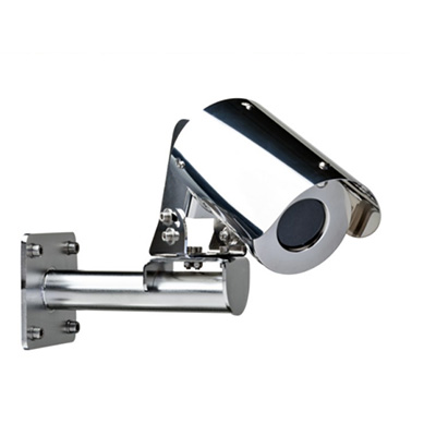 Tecnovideo 101WIR50-L CCTV Camera Housing With Wall Bracket