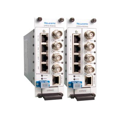Teleste CFO432 4-Channel Video Link