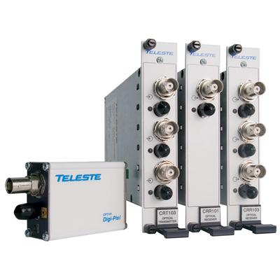 Teleste CRR101 CFO Card For Video Transmitter