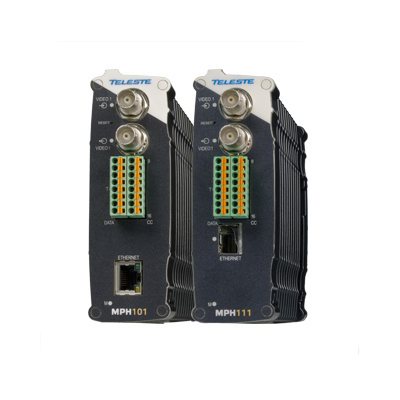 Teleste MPH111 One Channel Stand-alone H.264 Video Encoder