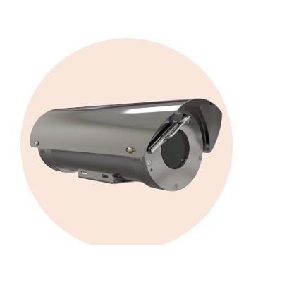 Hanwha Techwin America TNO-6070E1W-Z Explosion Proof Fixed Camera