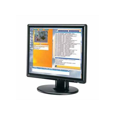 Topaz ACURT4-EX-PP-GE Four Reader Control Panel Expansion Kit