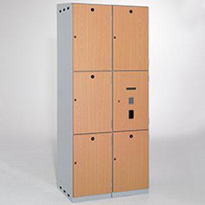 Traka Bespoke keyless lockers