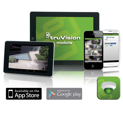 TruVision TruVision Mobile monitoring software
