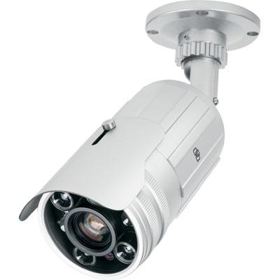 TruVision TVB-4102 700 TVL Color/Monochrome IR Bullet Camera
