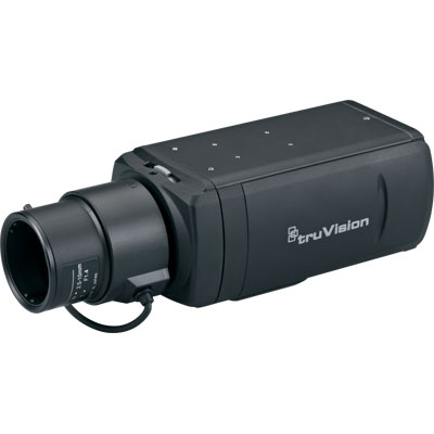 TruVision TVC-N240-1-N true day & night 4CIF WDR IP open STD traditional box camera