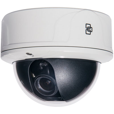 TruVision TVD-2101 700TVL True Day/Night Outdoor Dome Camera