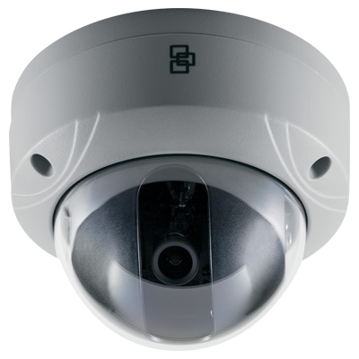 TruVision TVD-3102 1/3 Inch Day/night IP Dome Camera