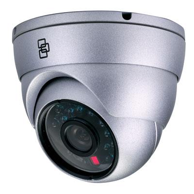 TruVision TVD-5125TE-3-P 550 TVL outdoor true day & night IR illumination camera