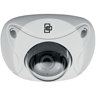 TruVision TVD-M2210W-4-N 2MP Color/Monochrome Mini Vandal IP Dome Camera