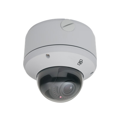 TruVision TVD-M3245E-2M-N True Day/Night Outdoor IP Dome Camera
