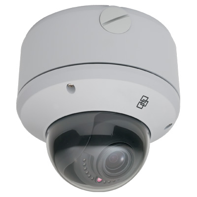 TruVision TVD-N225E-2M-P Outdoor IR IP Dome Camera