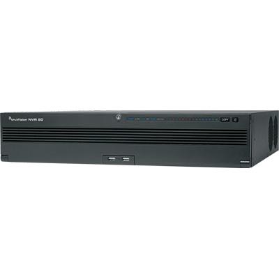 TruVision TVN-2008-2T 8-Channel IP Camera Network Video Recorder, 2TB Storage