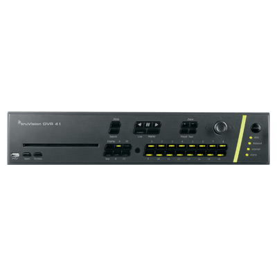 TruVision TVR-4116-12T 16 Channel 12TB H.264 Digital Video Recorder