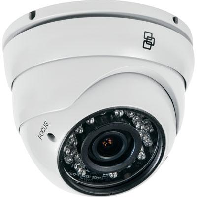 TruVision TVT-4101 700 TVL Color/Monochrome IR Turret Camera