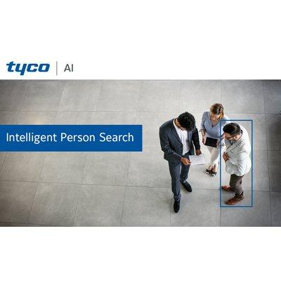 American Dynamics ADAI-TYCMASK01 Tyco AI server add-on, 1 mask detection license (includes all AI rules), per camera