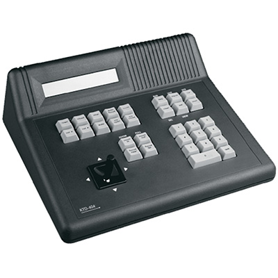 UltraView KTD-404A controller keypad with audio