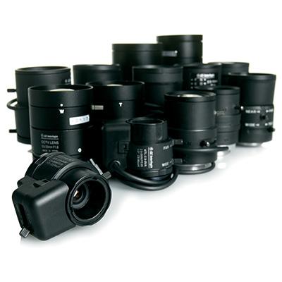 UltraView KTL-MP-12.5M Fixed Focal Length Manual Iris Lens
