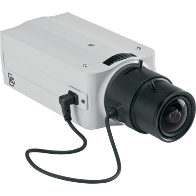UltraView UVC-XP4DN-HR 540 TVL vandal-resistant varifocal lens box camera
