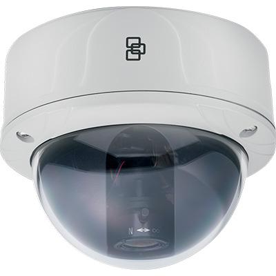 UltraView UVD-6130VE-2-P 650 TVL True Day/night Rugged Dome Camera