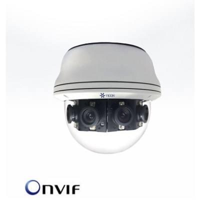 Vicon V1020-WIR-180 Multi-sensor Network Camera