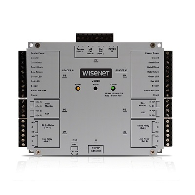 Hanwha Techwin V2000 Distributed Controller