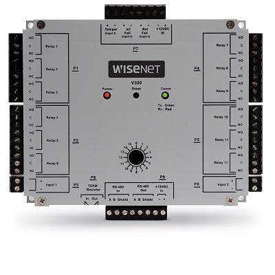 Hanwha Techwin V300 Expansion Output Module