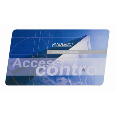 Vanderbilt ABP5100-PR Smart Card 13.56 MHz - Pre-printed MIFARE Classic Cards