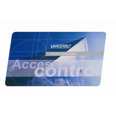 Vanderbilt IB43-DESFire-PR Smart Card 13.56 MHz - Pre-printed MIFARE DESFire Cards
