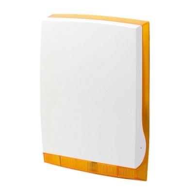 Vanderbilt ISRW6-12T Wireless Outdoor Siren In Orange