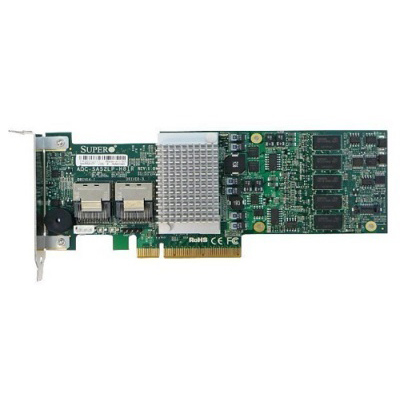 Vanderbilt Vectis IX RAID - Internal RAID Card