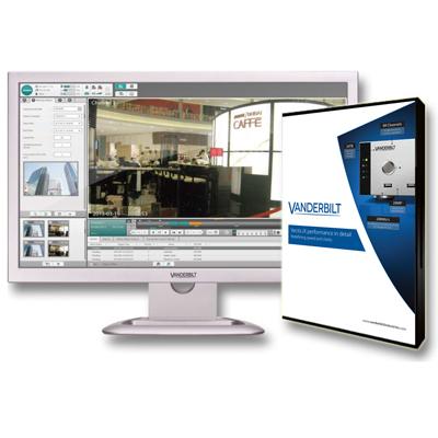 Vanderbilt Vectis IX32 CMS Centralized Management Software