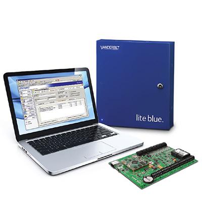 Vanderbilt VLB lite blue 2-8 Door Reader Controller