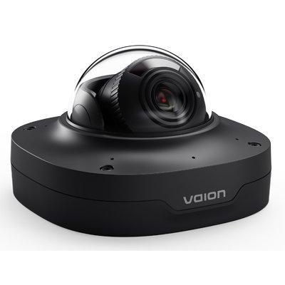 Ava V-CAM-MNT-CAPB Pendant Mounting Cap For Vcam Dome Cameras. Black Finish.