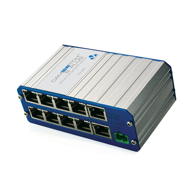 Veracity VCS-8P2 CAMSWITCH 8 Plus PoE Network Switch