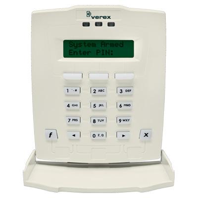 Verex 120-3610 LCD Keypad Plus