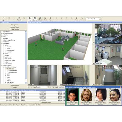 Verex 120-8608 Director Enterprise Elite Management Software