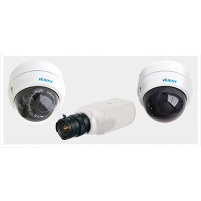 Verint V3320 Economic Mini Dome 1080p IP Camera With High Definition Resolution
