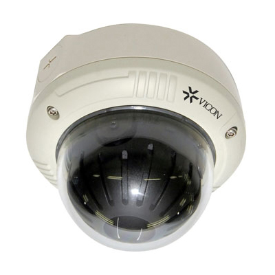 Vicon V661D-312D-1 1/3-Inch WDR Indoor/Outdoor Dome Camera With 750 TVL Resolution