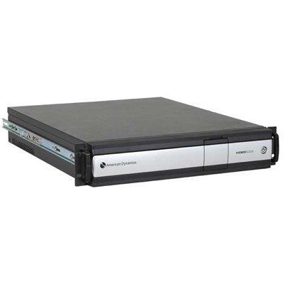 American Dynamics ADVER00N0N2G VideoEdge 2U NVR, 4 NIC, Redundant PS